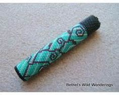delica bead needle case - Bing images