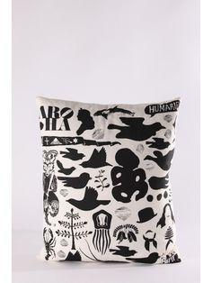 Aroha & Friends Humarie Cushion - Black and White Kiwiana for your couch! Print Logo, All Print, Maori Designs, Nz Art, Collagraph, Maori Art, Kiwiana, Indigenous Art, Letterpress Printing