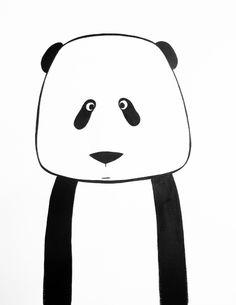 no-007-modern-kids-and-nursery-art-the-panda-prints.jpg (550×711)