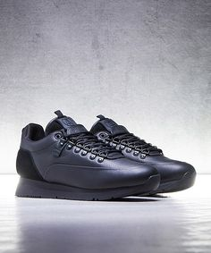 Orion Leather Trainer image 2