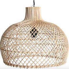Large Homes, Jaba, Hanging Lights, Basket Weaving, My Room, Pendant Lighting, Lanterns, Sweet Home, Ceiling Lights