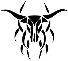 Zodiac Tattoo Designs: Taurus   MadSCAR