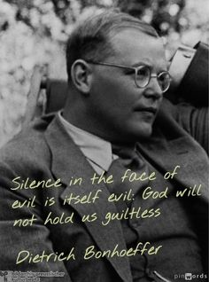 Dietrich Bonhoeffer (1906-1945) was a Lutheran pastor, theologian and anti-Nazi dissident. He was hanged in a concentration camp a few weeks before the end of the war Dietrich Bonhoeffer, Dr Oz, Frederick Buechner, Family Tent, Jesus On The Cross, Lutheran, Stand Up, God, Inspiring People