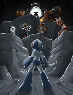 Megaman Vs