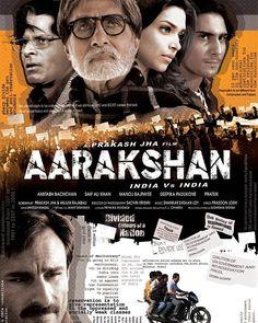 Aarakshan Completed 5 Years today. • • #saifalikhan #amitabhbachchan #deepikapadukone #deepika #prateilbabbar #manojbajpayee #bollywood #aarakshan Prakash Jha, Saif Ali Khan, Amitabh Bachchan, Cd Cover, Deepika Padukone, 5 Years, Bollywood, Student, Film