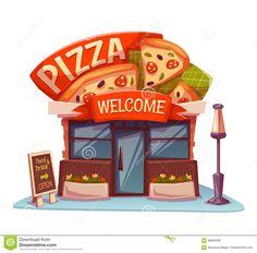 pizzeria-building-bright-banner-vector-illustration-58959338.jpg (1300×1278)