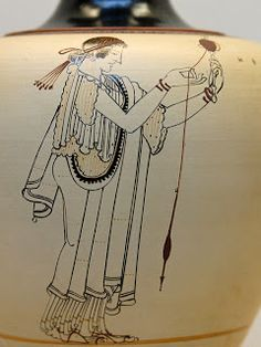 Greek vase - British Museum