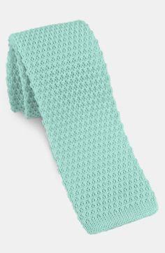The skinny: 1901 knit tie