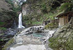 温泉|伊豆の宿泊 河津の旅館 大滝温泉「天城荘」マイナスイオンをたっぷり浴びたい