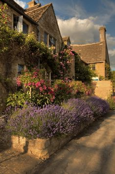 """pagewoman: """" Cottage, Broadway, Cotswolds, Worcestershire, England """""""