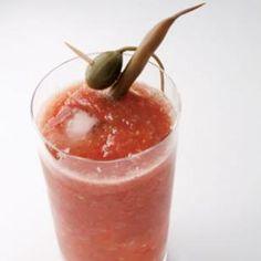 Tomato-Jalapeño Bloody Mary Recipe