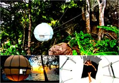 It turns out that hanging tree tents are becoming increasingly popular, and the Cocoon Tree Tent is the latest design craze for camping. The Cocoon Tree T Tent Camping, Outdoor Camping, Glamping, Camping Life, Family Camping, Outdoor Life, Outdoor Fun, Vacation Is Over, Tree Tent