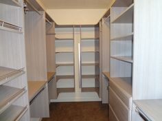Our Work   Closet Organizers   Organized Spaces of Minot - Minot, ND