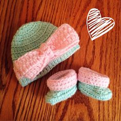 Keep your little girl warm with an adorable hand stitched hat. Can be made in any colors by special request.
