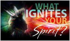 What ignites your spirit? | Anonymous ART of Revolution
