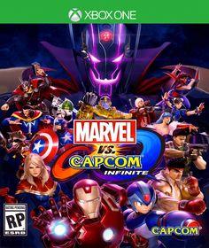 Revista Mago Games RD.Z: Marvel vs Capcom Infinite - detonado
