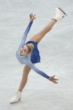 Gracie Gold - 2014 World Figure Skating Championships