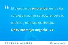 Emprender y resilencia. #february2017 #emprendimiento #transformacióndigital #mexico #clowdertank