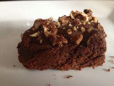 Brownies aux haricots noirs, eh oui! On essaie ça, et on garde pour soit le fait qu'ils sont super santé. Personne ne le remarquera! C'est super bon!