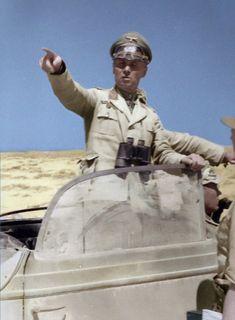 Rommel in North Africa by KraljAleksandar on deviantART