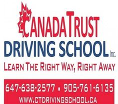 This course includes a: hours course + Theoretical exam and a Practical test, which is scheduled on the third&nb Air Brake, Driving School, Gta, Toronto, Learning, Free, Driving Training School, Studying, Teaching