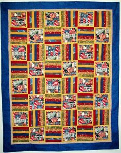 Quiltpatriotic by thsntht5 on Etsy