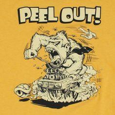 Mario Kart Meets Ed Roth's Rat Fink [T-Shirt]