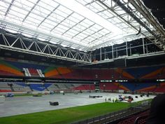 Amsterdam ArenA in Google Street View special collects