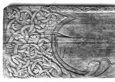 Ringbord fra Vrålstad i Tørdal i Telemark av Magerøy datert til 13- 1400-tallet, andre steder til 1250-1400. Magerøy 1983: 137, 141.
