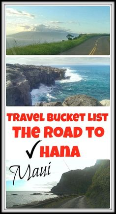 The Rooad to Hana in Maui Hawaii is one of the most scenic drives in the world