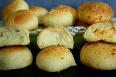 Versatile Dinner Rolls | A super simple roll dough that you can add anything to customize what type of roll you want!