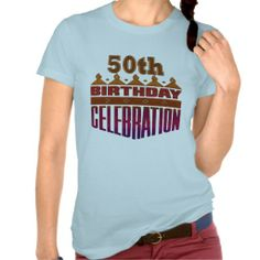 >>>Order          	50th Birthday Celebration Gifts Tee Shirts           	50th Birthday Celebration Gifts Tee Shirts We have the best promotion for you and if you are interested in the related item or need more information reviews from the x customer who are own of them before please follow the l...Cleck See More >>> http://www.zazzle.com/50th_birthday_celebration_gifts_tee_shirts-235399787818268252?rf=238627982471231924&zbar=1&tc=terrest