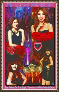 Happy Birthday Bae Su-ji (Suzy)!, I hope it's a wonderful and great day for you. 생일 배 스와 지 (수 지)는! 나는 당신을 위해 멋진 큰 날이 있기를 바랍니다.