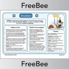 Download and display this Shabbat KS2 Information Poster in your classroom - a handy, FREE resource when teaching your children about Jewish worship. Information Poster, Ten Commandments, Religious Education, Primary School, Psalms, Worship, Hold On, Singing, Prayers
