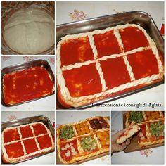 ♡ Pepperoni, Meatloaf, Pizza, Food, Essen, Meals, Yemek, Eten