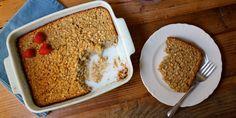 Baked Vanilla Oatmeal with Nutmeg - The Beachbody Blog 2 Yellow