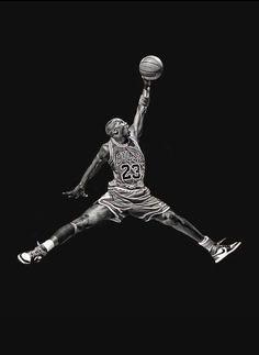 Jumpman logo in real life on behance sports design for Jordan garnett tattoo