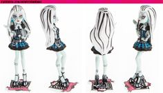 All about Monster High: Monster High - Vinyl Figures