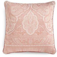 Etro Mirantin Cotton Cushion ($160) ❤ liked on Polyvore