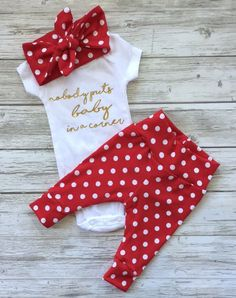 Polka dot baby girl Newborn going home outfit, baby shower gift ideas, coming home outfit set, baby clothes, newborn photo