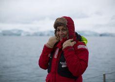 Heloísa Schurmann e as dicas que vêm do mar para enfrentar dias frios (ou até gelados) de inverno! Navegando ao redor do mundo há mais de 30 anos e enfrentando as mais diversas temperaturas, a Família Schurmann tenta ajudar com dicas práticas.