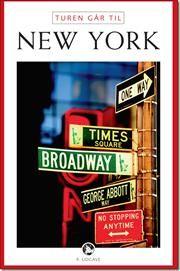 """""""Turen går til New York"""" af Minna Skau"""