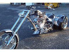 Custom. Chrome my fav color