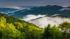 The Smoky Mountains is such a beautiful place!