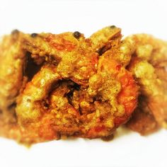 44 best chinese seafood recipes images on pinterest seafood golden prawns with salted egg yolk forumfinder Gallery