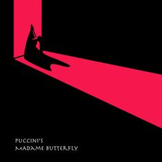 Madame Butterfly Poster on Behance