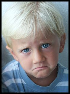 sad child pouting by mario bellavite, via Flickr