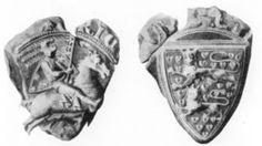 Eric I, Duke of Schleswig (? - Son of Abel of Denmark and Matilda of Holstein. Denmark Royal Family, Greek Royal Family, Danish Royal Family, Danish Flag, Kingdom Of Denmark, Danish Royalty, He Is Able, Coat Of Arms, Matilda