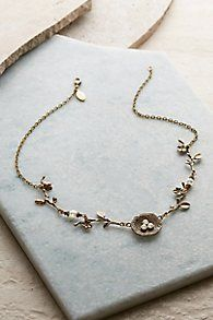 The type of necklace I'd wear often
