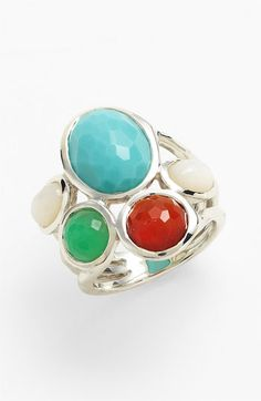 Ippolita 'Grotto' Cluster Statement Ring available at #Nordstrom $495